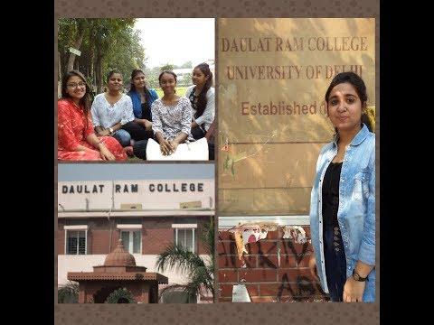 "Documentary on ""Daulat Ram College"""