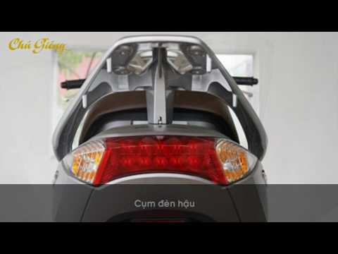 Giới thiệu về xe Honda Lead