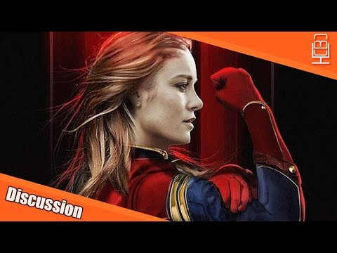 Captain Marvel to Elevate Female Comic book films