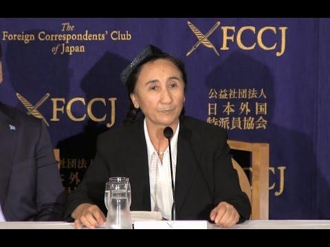 "Kadeer & Tumturk: ""The businesswoman and activist elaborates on the plight of her people"""
