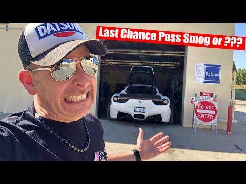 Did a $12 Repair Cure My Ferrari's $12,000 Smog Problem?