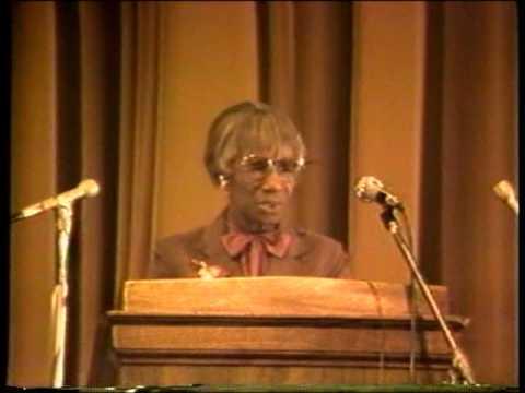 Shirley Chisholm Speech