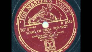Tommy Dorsey  - Song of India
