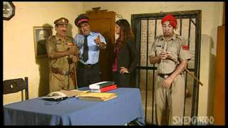 Ghuggi Comedy Films - Ghasita Hawaldar Santa Banta Frar - Part 3 Of 8 - Superhit Punjabi Movie