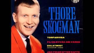 Thore Skogman - Jag fikar efter kaffe