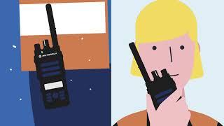 Motorola Solutions – надежная связь в самые ответственные моменты  (Communications you can rely on)