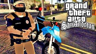 GTA Policia - Operação de Moto