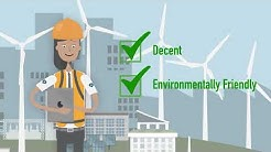 Green jobs, the key to sustainable development