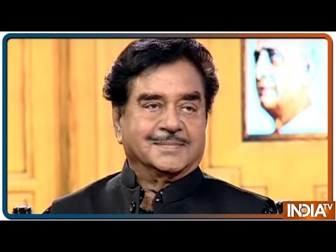 Shatrughan Sinha in Aap Ki Adalat: 'One-man show, two-man army', Congress leader hits out at Modi g