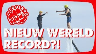 HET WERELDRECORD wereldrecords verbreken?! - Coolbox #20