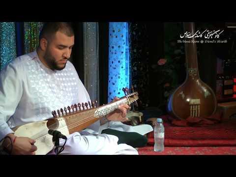 Saphwat Simab - Rubab - (Raag Puriya Kalyan) - with Ustad Shahbaz Hussain on Tabla