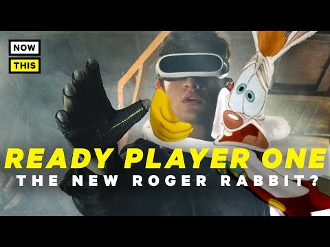 Is Ready Player One the New Roger Rabbit? | NowThis Nerd