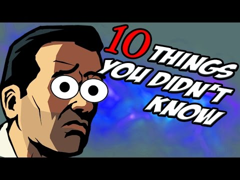 10 Things You Didn't Know About GTA Liberty City Stories
