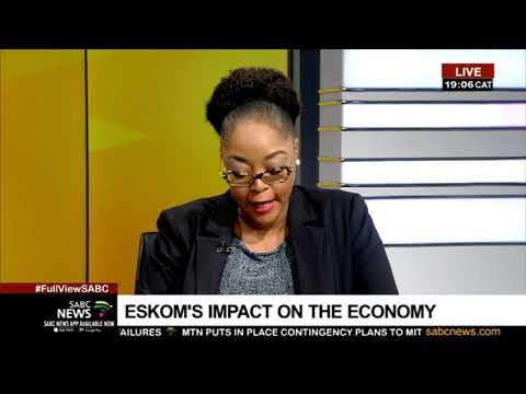 Eskom's impact on