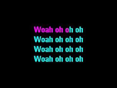 Taio Cruz   Break Your Heart Karaoke