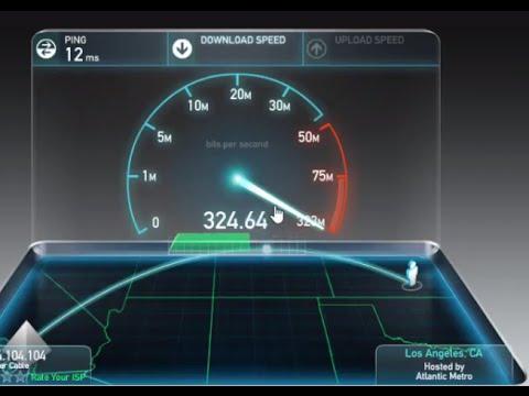WOW!!!! TWC MAXX 300MBPS 20MBPS UP!!!!!! SPEEDTEST.NET