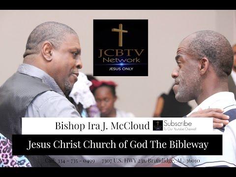 Apostle C.A. Cowart Preaching Revival @ Jesus Christ Church of God The Bibleway in Lake Wales, FL.