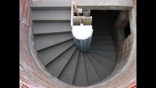 Изготовление монолитной лестницы  JURMALA RESIDENCE- #35 Brigada1.lv