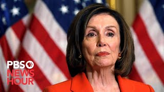 WATCH LIVE: Pelosi may address impeachment investigation in weekly conference