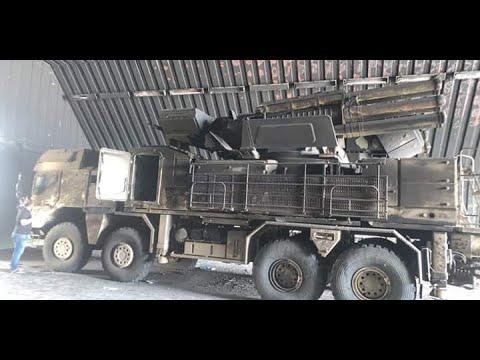 Turkish Baykar Bayraktar TB2 Destroy to Russian Pantsir-S1 ( 3 Destroy in Libya ) Video