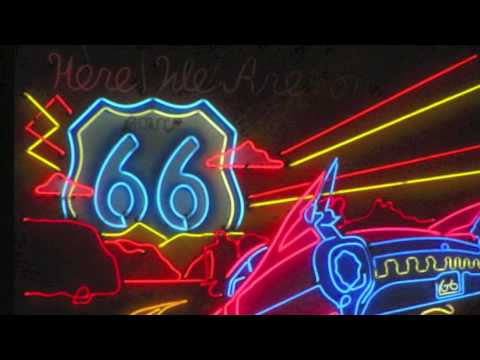Route 66- The Lyrics In Pictures