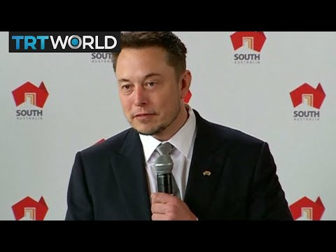 Money Talks: Tesla turns on lithium ion battery in Australia