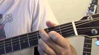 How to play Sweet Home Alabama with easy chords