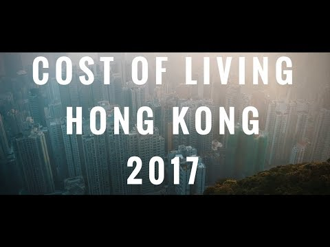 Cost Of Living In Hong Kong