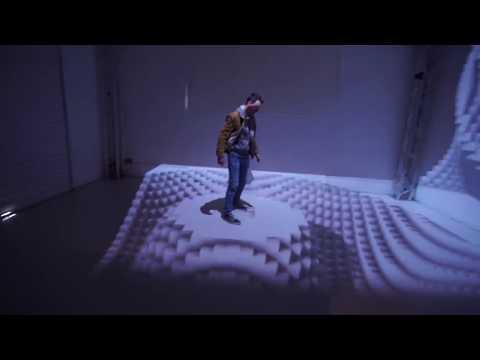 Mixed Reality - THEORIZ - RnD test 002
