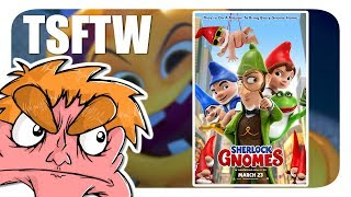 Sherlock Gnomes (2018) - The Search For The Worst - IHE