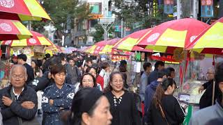 BUSAN CITY TOUR : NAMPODONG STREET MARKET