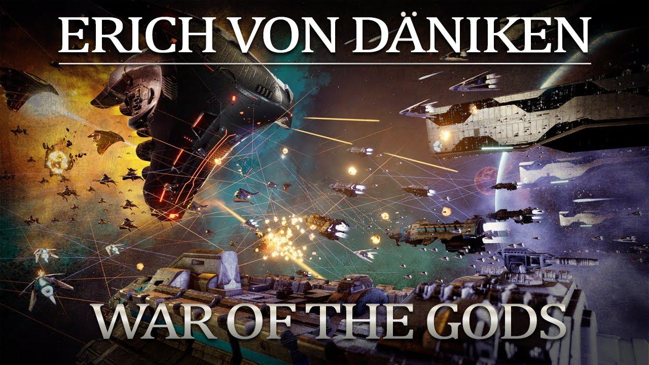 Erich von Däniken's 'War of the God' - Latest Book Launch Preview