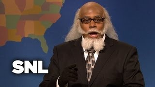 Weekend Update: Jimmy McMillan on Running for President - SNL