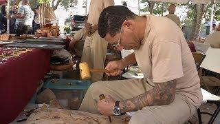 Presos vendieron artesanías en el Viejo San Juan -- Exclusivo Online