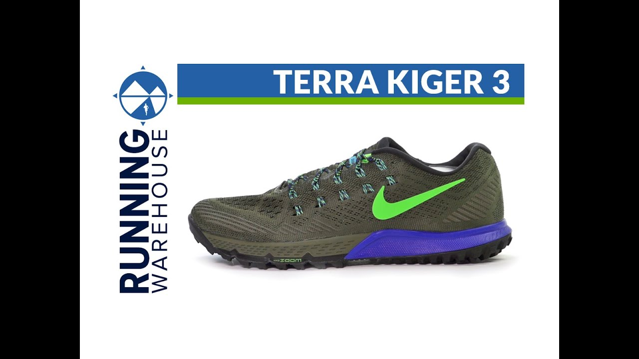 f17f20d89bd29 Nike Terra Kiger 3 for men - YouTube