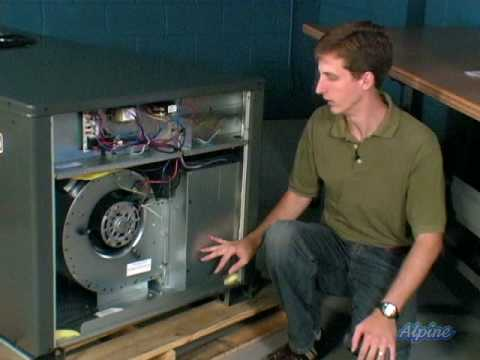 Self Contained Air Conditioning and Heat