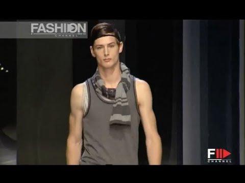 NEIL BARRETT Spring Summer 2008 Menswear Milan - Fashion Channel