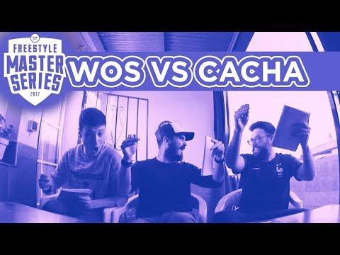 WOS vs CACHA | FMS Argentina Jornada 6 | REACCIÓN