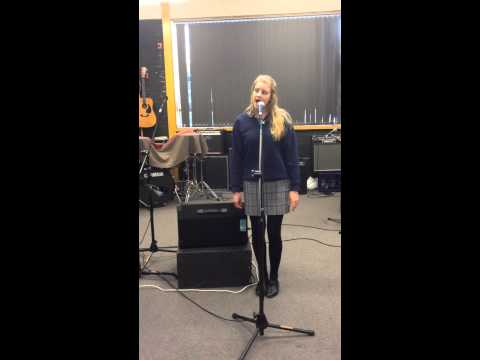 'The way you look tonight' HSC music performance