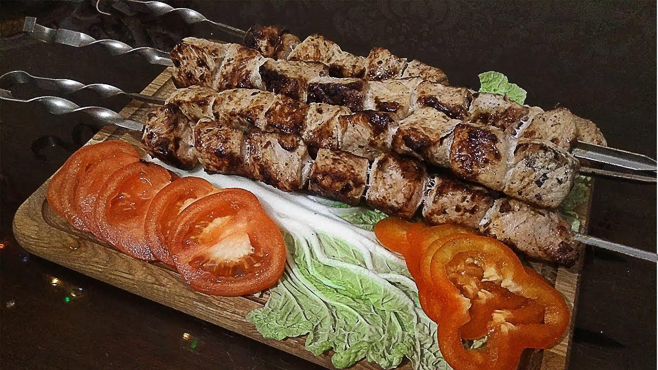 Кефирный маринад для шашлыка из свинины