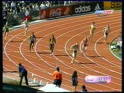 2000, Martina McCarthy, World Junior Championships, 400m