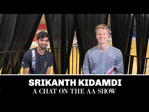 A chat with Srikanth Kidambi - The most successful Indian men's singles player ever?