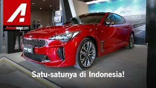 KIA Stinger GT Indonesia
