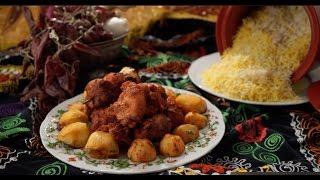 ЧИКЕН ТАНДУРИ (Цыпленок в тандыре по-индийски)