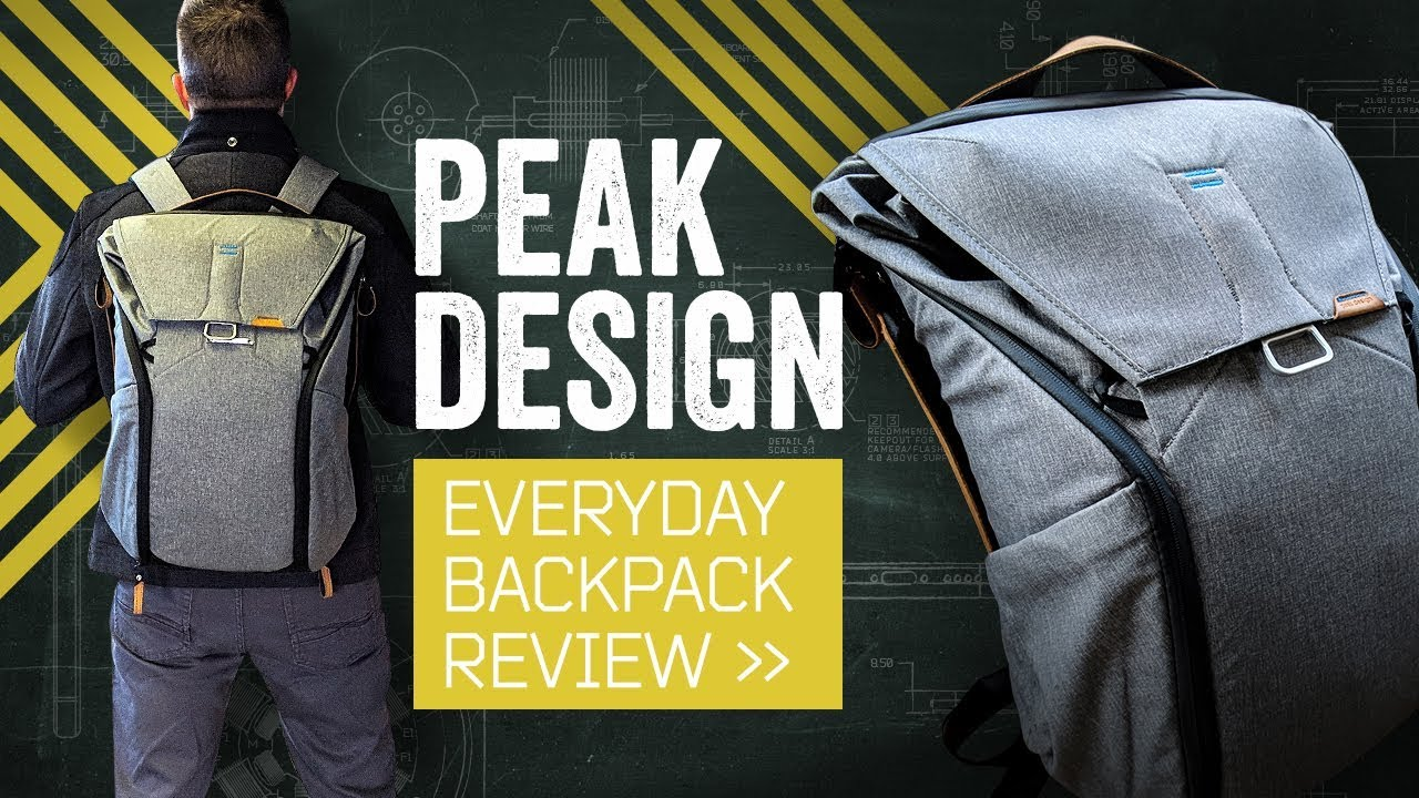 bed98211cb8d Peak Design Everyday Backpack Review  A Tech Bag Worth Saving For ...
