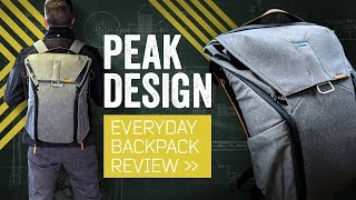 Peak Design Everyday Backpack Review: A Tech Bag Worth Saving For