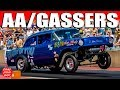ScottRods AA/Gassers Nostalgia Drag Racing Video Backup Girls Beaver Springs