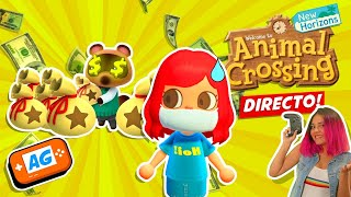 Amasando FORTUNA ! en Animal Crossing New Horizons | Abrelo Game Nintendo Switch