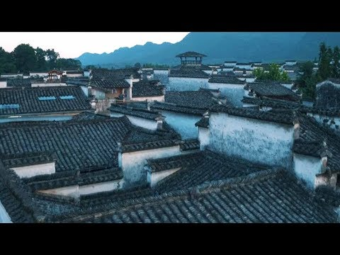 Protecting Hui-style architecture in China's Anhui Province