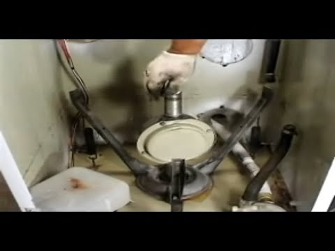 Transmission Replacing Maytag 2 Belts Top Load Washers